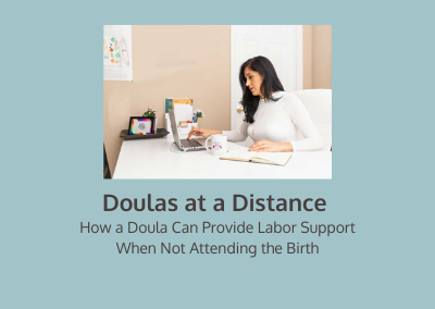 Doulas at a Distance Webinar